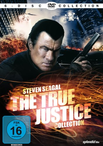 The True Justice Collection (6 DVDs)