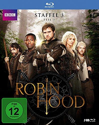 Robin Hood Staffel 3.1 [Blu-ray]
