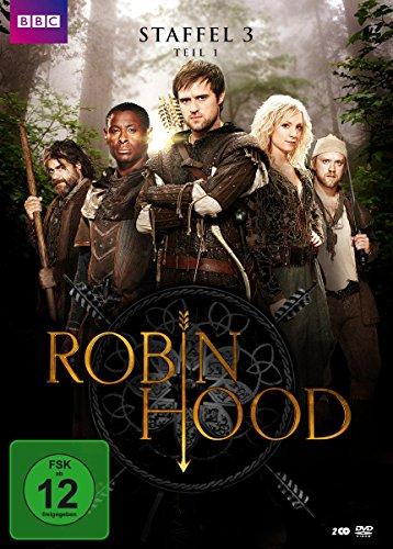 Robin Hood Staffel 3.1 (2 DVDs)