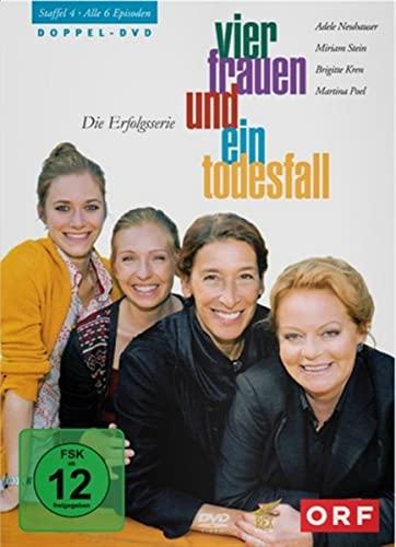 Vier Frauen und ein Todesfall Staffel 4 (2 DVDs)