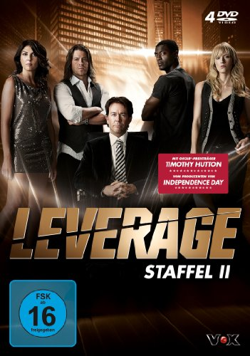 Leverage Staffel 2 (4 DVDs)