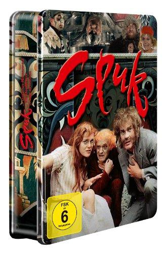 Spuk-Edition Steel-Box: Spuk unterm Riesenrad, Spuk im Hochhaus, Spuk von draußen (DDR TV-Archiv) (7 DVDs)