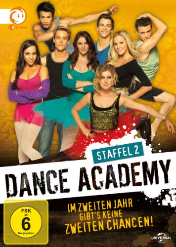 Dance Academy Staffel 2 (5 DVDs)