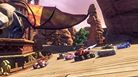 Sonic & SEGA All-Stars Racing Transformed - Limited Edition , Abbildung #02