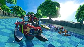 Sonic & SEGA All-Stars Racing Transformed - Limited Edition , Abbildung #03
