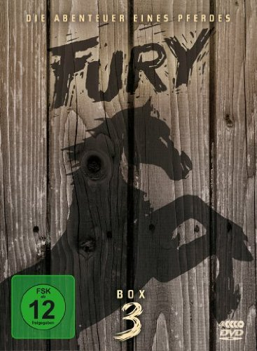 Fury, Vol. 3 (4 DVDs)