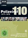 Polizeiruf 110 - Box  6: 1976-1977 (DDR TV-Archiv) (4 DVDs)