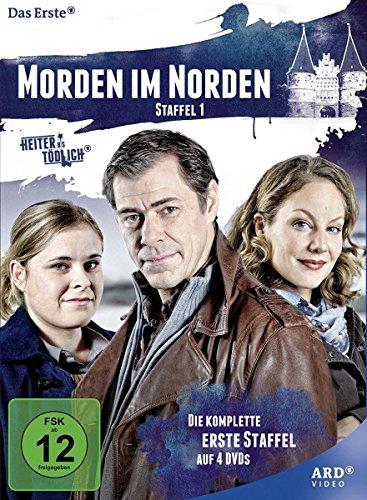 Morden im Norden Staffel 1 (4 DVDs)