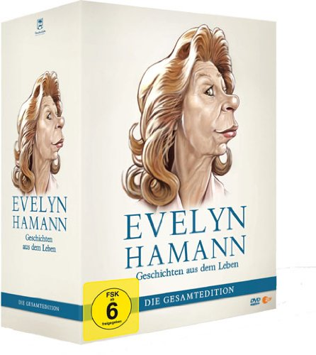 Evelyn Hamanns Geschichten aus dem Leben