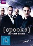Spooks - Im Visier des MI5: Staffel 7 (2 DVDs)