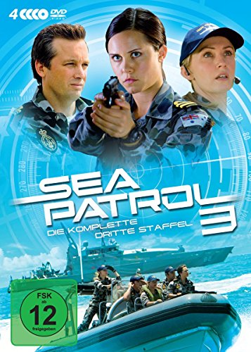Sea Patrol Staffel 3 (4 DVDs)