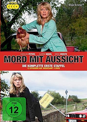 Mord mit Aussicht Staffel 1 Box (4 DVDs)