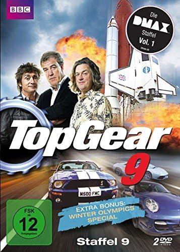 Top Gear Staffel  9 (2 DVDs)