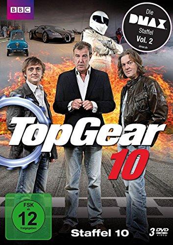 Top Gear Staffel 10 (3 DVDs)