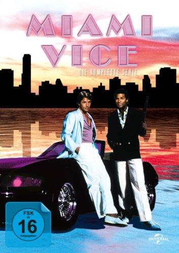Miami Vice Die komplette Serie (30 DVDs)