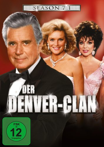 Der Denver-Clan Season 7.1 (3 DVDs)