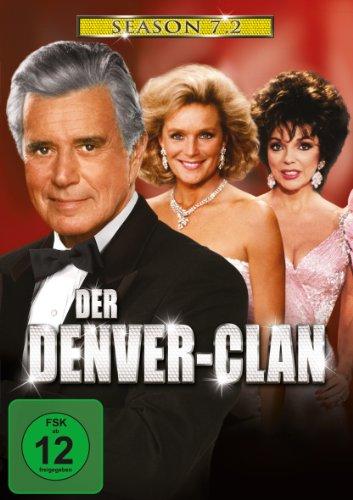 Der Denver-Clan Season 7.2 (4 DVDs)