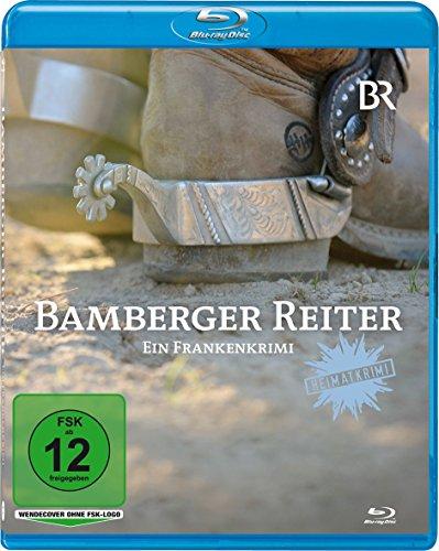 Bamberger Reiter Ein Frankenkrimi [Blu-ray]