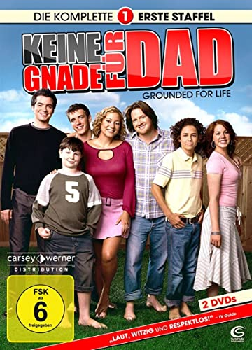 Keine Gnade für Dad (Grounded for Life) Staffel 1 (2 DVDs)