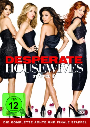 Desperate Housewives Staffel 8 (6 DVDs)
