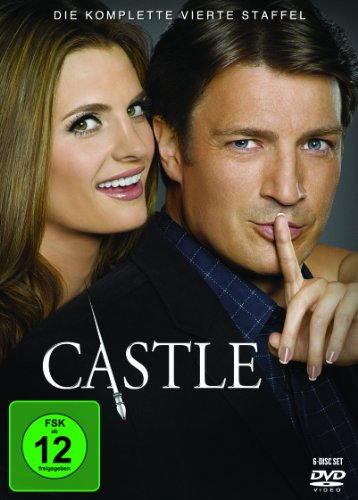 Castle Staffel 4 (6 DVDs)