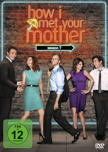 How I Met Your Mother Staffel 7 (3 DVDs)