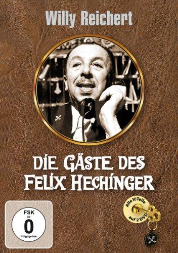 Willy Reichert - Die Gäste des Felix Hechinger (2 DVDs)