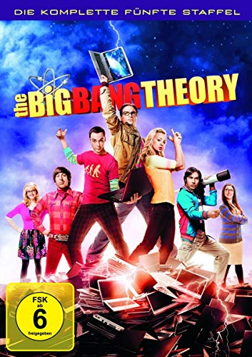 The Big Bang Theory Staffel 5 (3 DVDs)