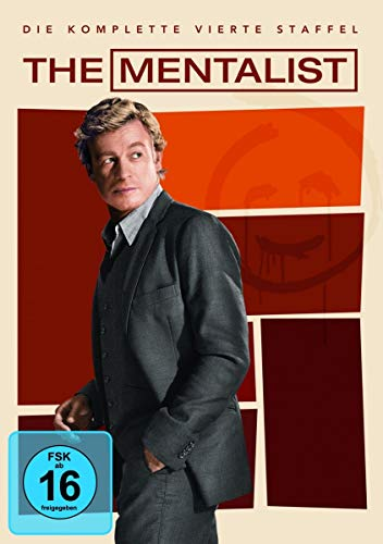 The Mentalist Staffel 4 (5 DVDs)