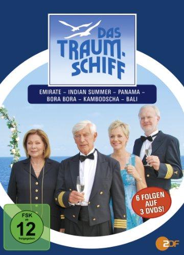 Das Traumschiff DVD-Box VIII (3 DVDs)