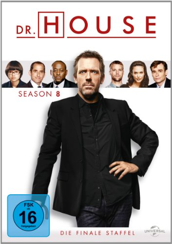 Dr. House Season 8 (6 DVDs)