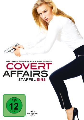 Covert Affairs Staffel 1 (3 DVDs)