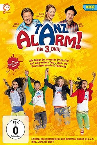 Tanzalarm! Die dritte DVD