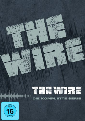 The Wire Staffel 1-5 Komplettbox