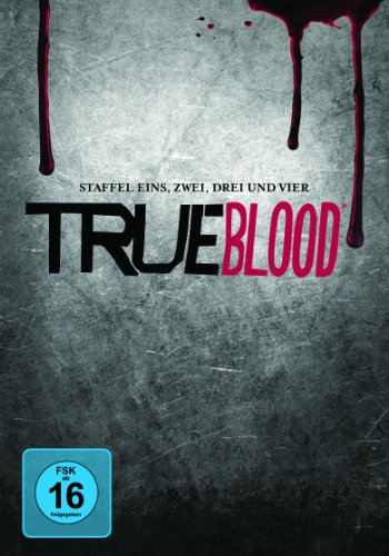 True Blood Staffel 1-4 + Comic und Kochbuch