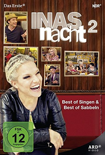 Inas Nacht Best of Singen & Best of Sabbeln, Vol. 2 (2 DVDs)