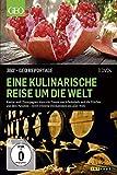 Eine kulinarische Reise um die Welt (3 DVDs)