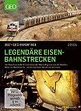 Legendäre Eisenbahnstrecken (2 DVDs)