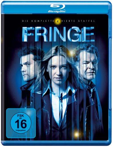 Fringe - Grenzfälle des FBI: Staffel 4 [Blu-ray]