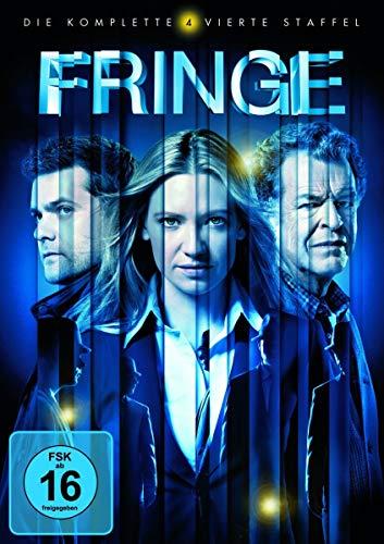 Fringe - Grenzfälle des FBI: Staffel 4 (6 DVDs)