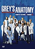 Grey's Anatomy - Series 1-8