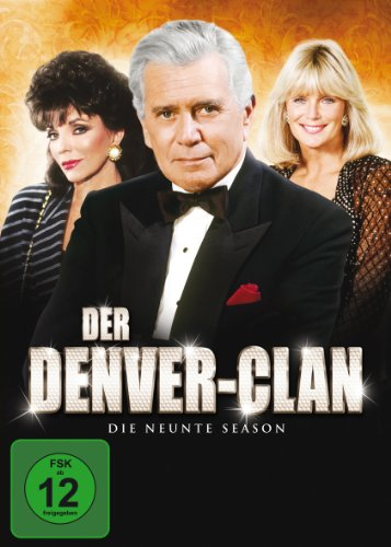 Der Denver-Clan Season 9 (6 DVDs)