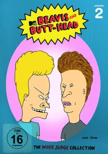 Beavis & Butt-Head The Mike Judge Collection, Vol. 2 (OmU) (3 DVDs)