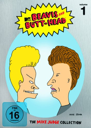 Beavis & Butt-Head The Mike Judge Collection, Vol. 1 (OmU) (3 DVDs)
