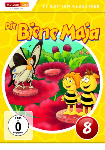 Die Biene Maja    DVD  8: Episoden 47-52