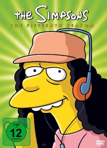 Die Simpsons Season 15 (4 DVDs)