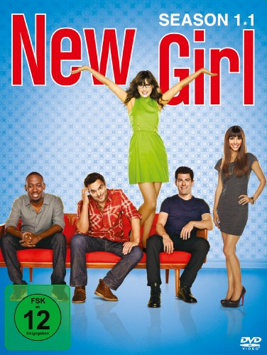 New Girl Staffel 1.1 (2 DVDs)
