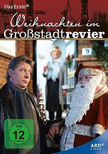 Großstadtrevier - Weihnachten im Großstadtrevier 2 DVDs
