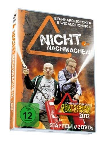 Nicht nachmachen! Staffel 1 (2 DVDs)