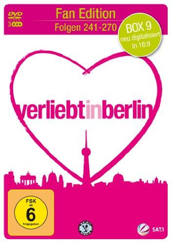 Verliebt in Berlin Fan Edition Box  9: Folgen 241-270 (3 DVDs)
